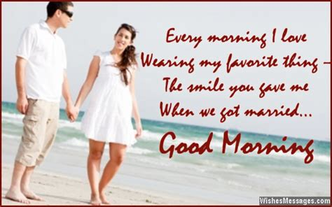 Good Morning Messages for Husband: Quotes and Wishes ? WishesMessages.com