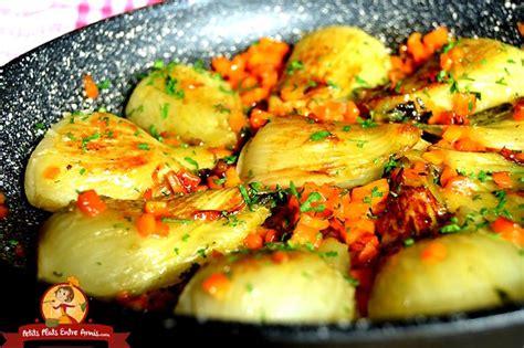 cuisiner le fenouil braisé fenouil braisé au sirop d 39 érable petits plats entre amis