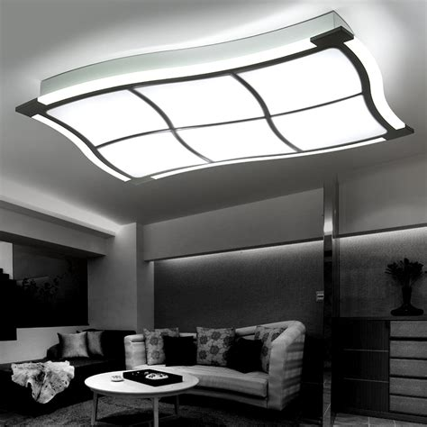 brief living room ceiling ls luminarias de led ceiling
