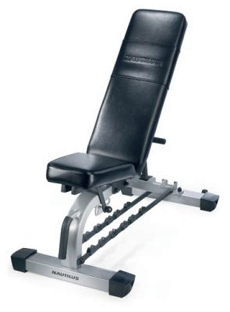Nautilus Workout Bench by This Product Is No Longer Available