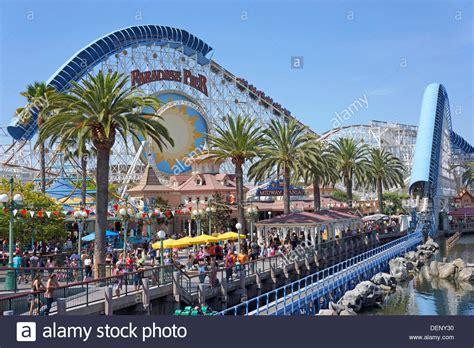 Anaheim Disneyland Disneyland Paradise Pier California Adventure Park