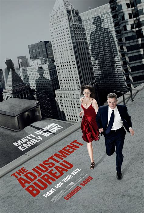 the bureau the adjustment bureau what happens in between