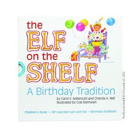 The On The Shelf Birthday by On Shelf Birthday Webnuggetz