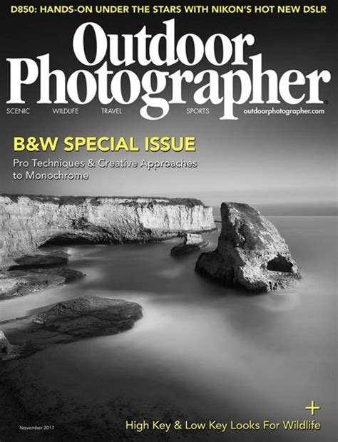 Outdoor Photographer Magazine Subscriptions  Renewals Gifts
