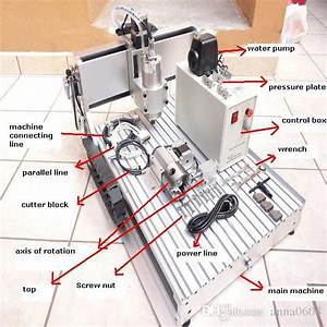 2019 Easy Operation Small Cnc Engraving Machine Cnc Wood