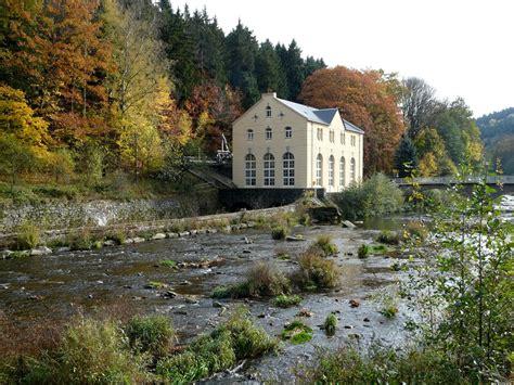 Haus Am Fluss Von Detlef Menzel