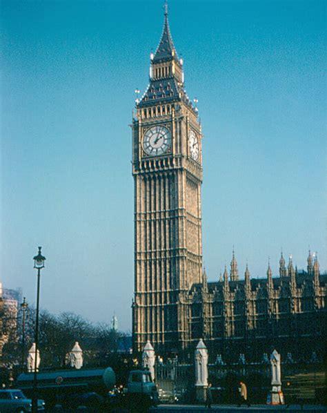 london big ben big ben   clock tower