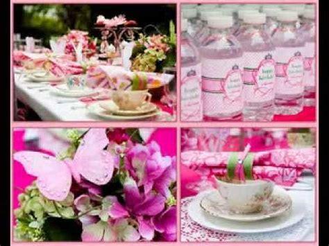 Princess Birthday Decorations Ideas Elitflat