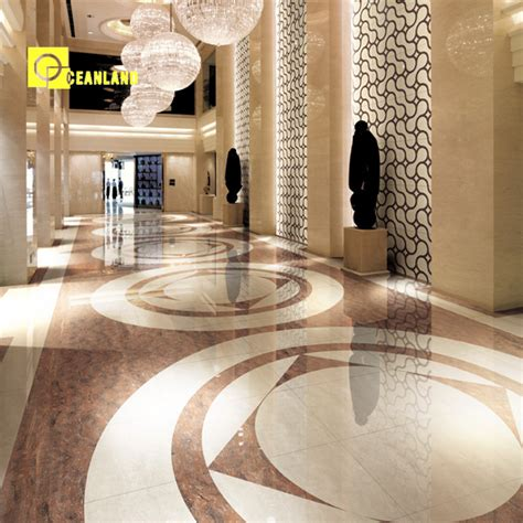 60 60 nano granite luxury lobby floor tile