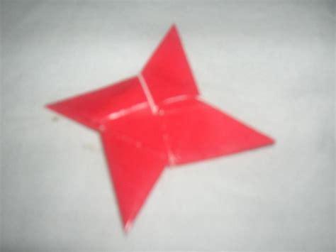ninja star  origami shape origami  origami  cut