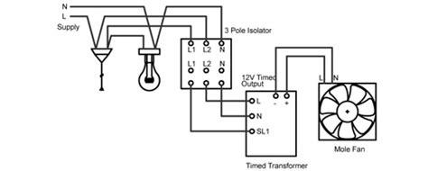 rhl mole fan wiring diagram rhl ventilation bathroom