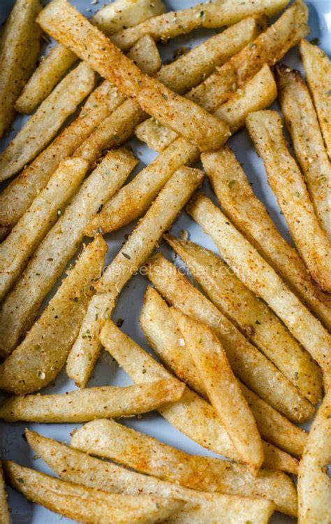 Homemade French Fries Recipe Jopreetskitchen