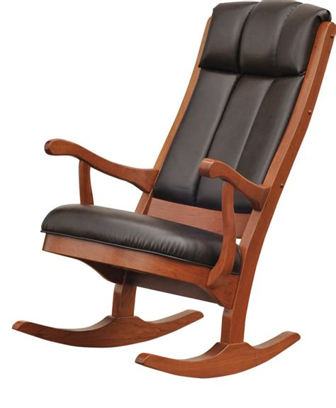 lincoln rocker amish solid wood rocking chairs kvadro