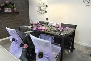 Décoration D Anniversaire : decoration de table d 39 anniversaire ~ Dode.kayakingforconservation.com Idées de Décoration