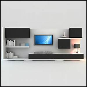 Contemporary Wall Units For Tv Wall Unit Bookcases