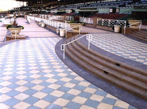 Tile Tech Cool Roof Pavers by Santa Race Tracks 171 Tile Tech Pavers Tile Tech Pavers