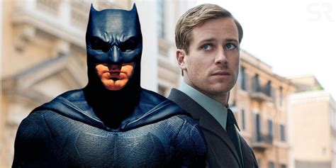Armie Hammer Refutes Those Batman Casting Rumors | Screen Rant