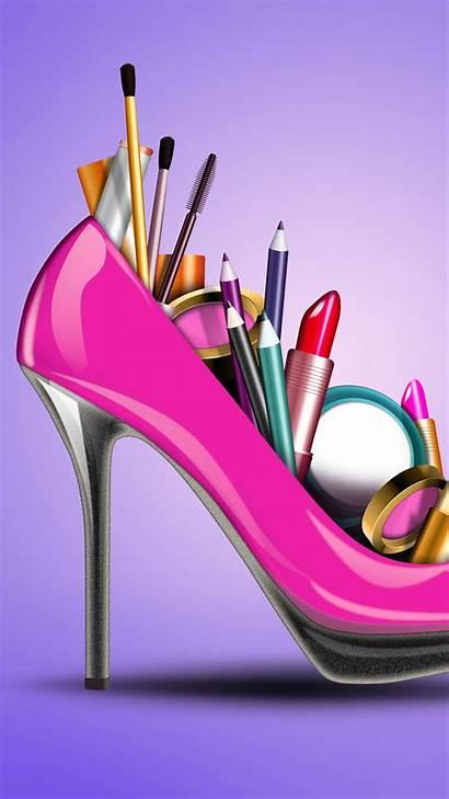 Wallpapers Makeup Cosmetics Creative S6 Galaxy
