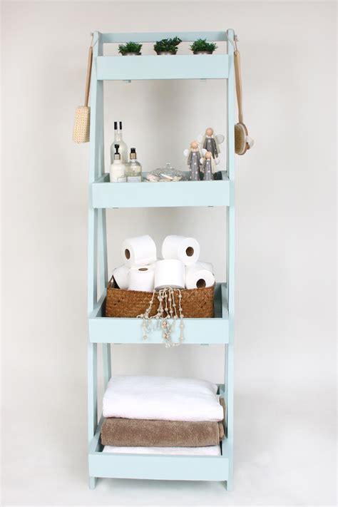 ladder bathroom shelf ladder shelf espresso riverridge