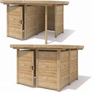 Anbau Geräteschuppen Holz : ger teschuppen ger tehaus ger teschrank holz gartenhaus ~ Michelbontemps.com Haus und Dekorationen