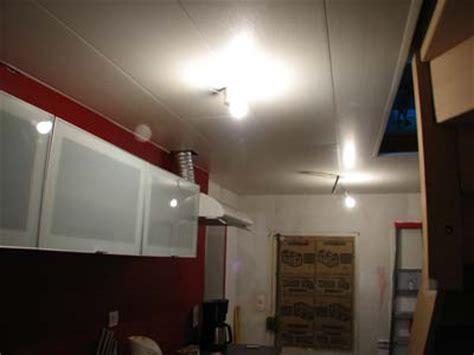 plafond pvc cuisine travaux maison et salle hc page 32