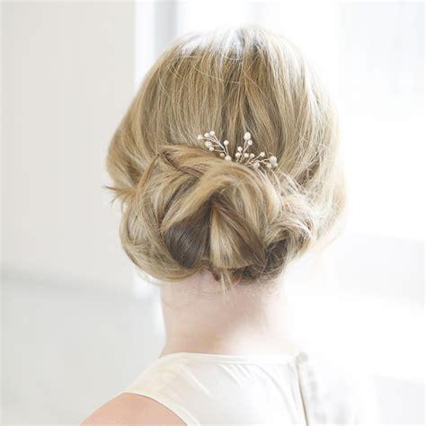 Britten ~ Luxurious handmade wedding hair pins + £10