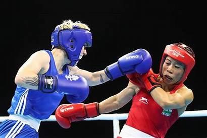 Boxing Championships Delhi Womens