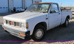 Gmc S-15 Pickup - Information And Photos