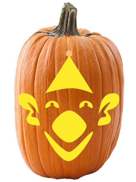 face stencils  fun halloween pumpkin carving