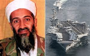 Osama Bin Laden Body