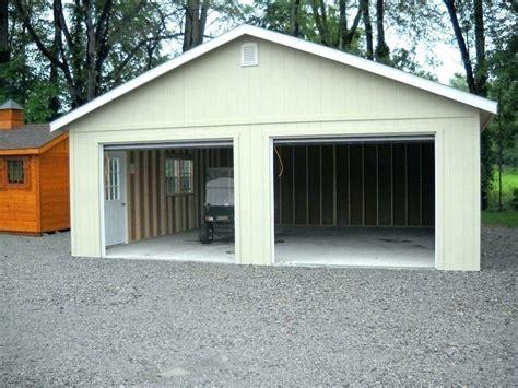 2 car garage kits 2 car garage with loft ibbc club