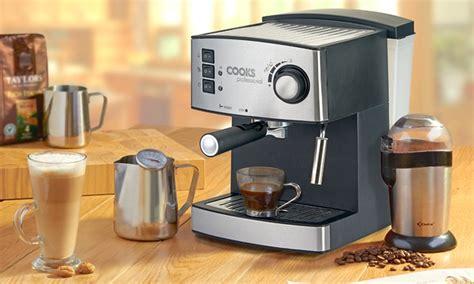 Espresso Machine Groupon by Cooks Espresso Machine Groupon Goods