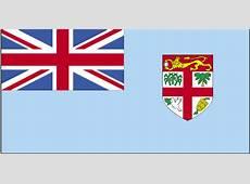 TravelBlog » Fijian Flag, Fiji Flag