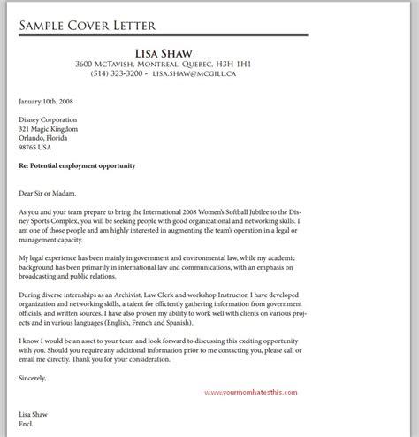 write  cover letter  noznanet