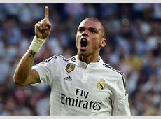 Real Madrid have taught me values Pepe Goalcom