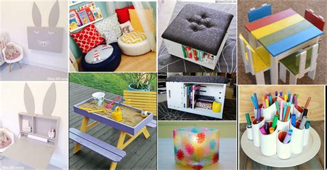 Diy Cool Kids Room Crafts That Will Make Your Kids Feel
