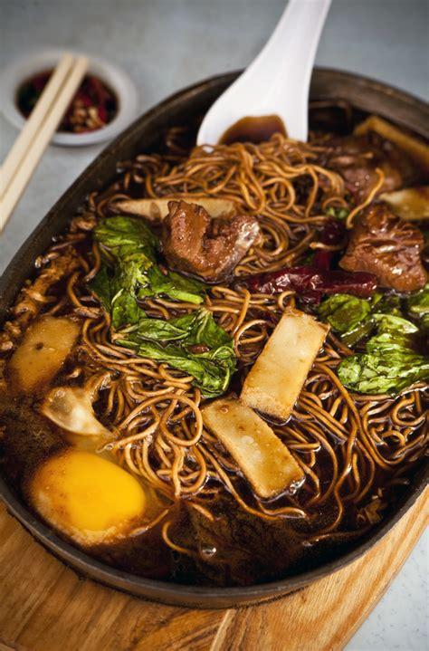 stewed ginger duck  yee mee keeprecipes