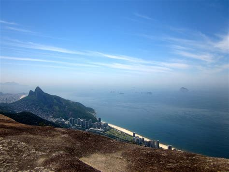 One Of The Most Beautiful Views Of Rio Pedra Bonita