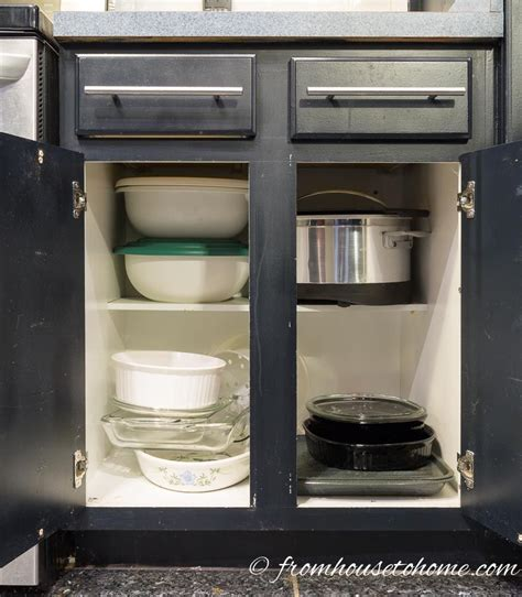 Kitchen Drawers Or Shelves by How To Convert Base Cabinet Shelves To Drawers For The