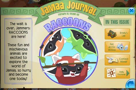 raccoon animal jam wiki fandom powered  wikia