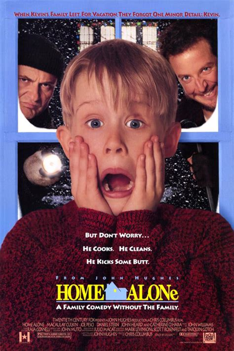 Anthony's Film Review  Home Alone (1990