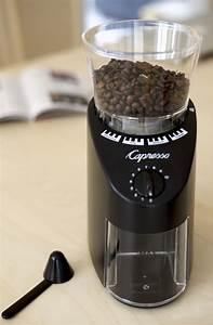 Capresso 560 01 Infinity Burr Coffee Grinder  Review