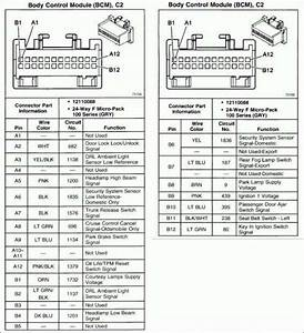 12  2004 Pontiac Grand Am Car Stereo Wiring Diagram