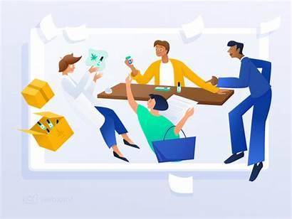 Corporativa Company Retail Motion Imagen Inspirations Graphic