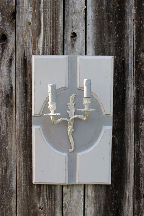 home lighting shabby chic wall light with