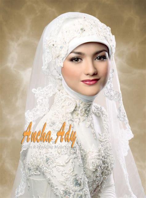 ancha ady salon wedding   pretty  hijab