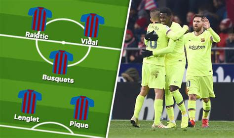 Barcelona-team-news-predicted-line-up-Villarreal-1052342 ...