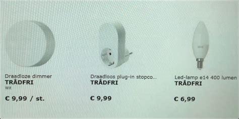 Ikea Küchenplaner Steckdosen by Neu Ikea Tradfri Funk Steckdosen Ab 3 September Bei Ikea Nl