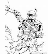 Coloring Hunter Bounty Pages Wars Star Printable Gun Stormtrooper Lego Nerf Water Storm Trooper Drawing Colouring Draw Sheets Line Fett sketch template