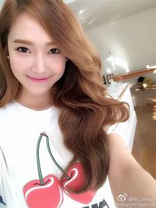 Jessica Shares a Beautiful Selca on Weibo | Soompi